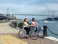関門海峡サイクリング