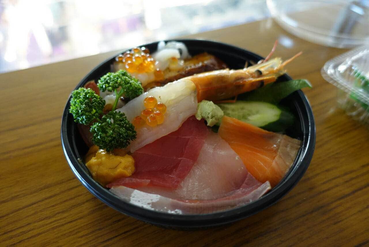 唐戸市場 海鮮丼