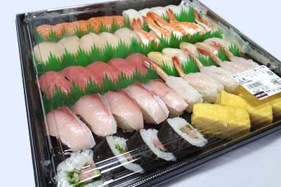 コストコ写真 寿司