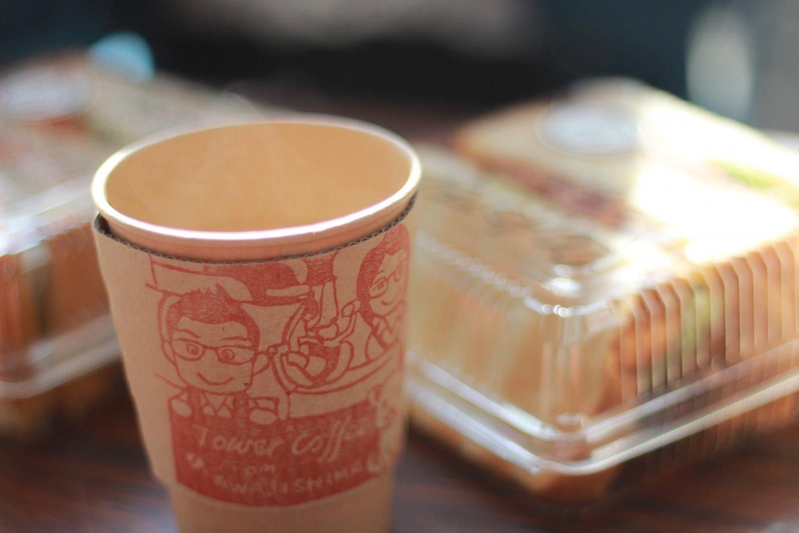 洲本レトロこみち カフェ